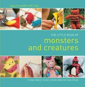 The Little Book of Monsters and Creatures - joint author